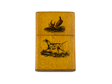 Load image into Gallery viewer, Beautiful Wooden Hand Painted Lancet Case