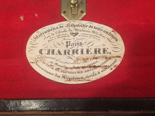 Load image into Gallery viewer, Boxed Surgical Set by Charriere of Paris