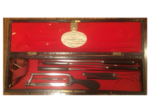 Boxed Surgical Set by Charriere of Paris