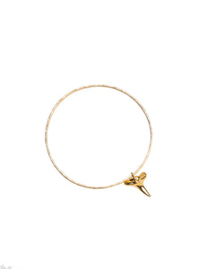 Shark's Tooth bangle