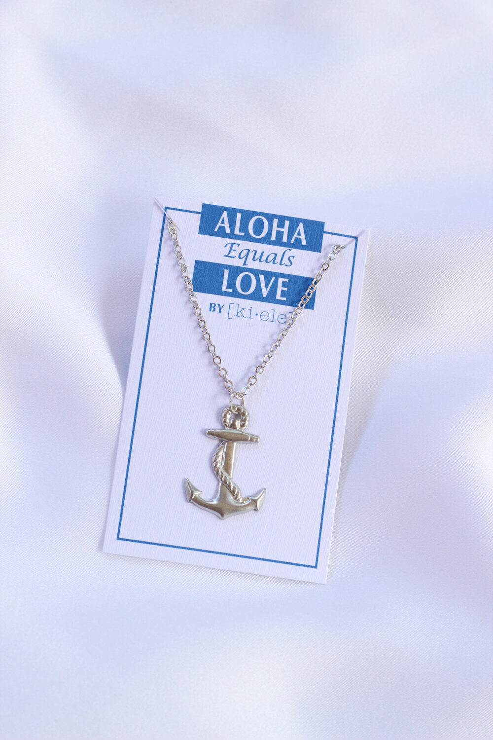 Anchor II necklace