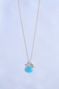 Nicole Multi Charm necklace #194