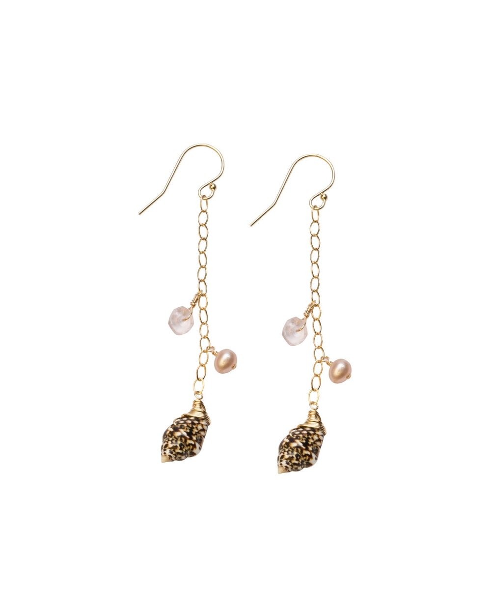 Keala Shell Assorted Drop earrings