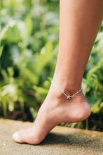 Load image into Gallery viewer, Manini Starfish Chain anklet