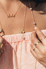 Load image into Gallery viewer, Small Simply Aloha necklace