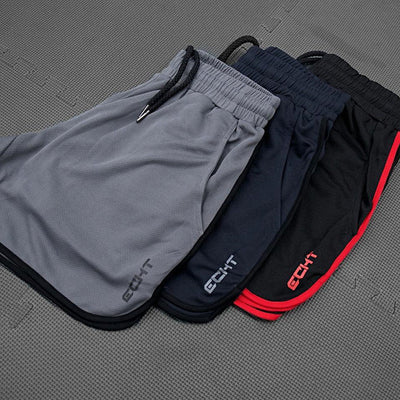 Summer Running Shorts Men Sports Jogging Fitness Shorts Quick Dry Mens Gym Men Shorts Crossfit Sport gyms Short Pants men