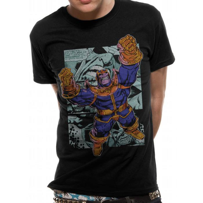 THANOS COMIC STRIP T-SHIRT - Forthegeekend