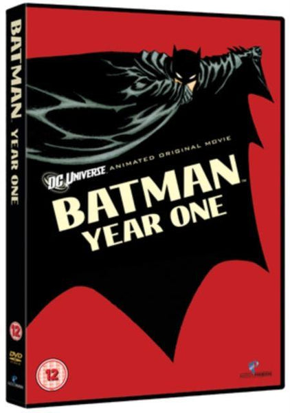 BATMAN YEAR ONE DVD - Forthegeekend