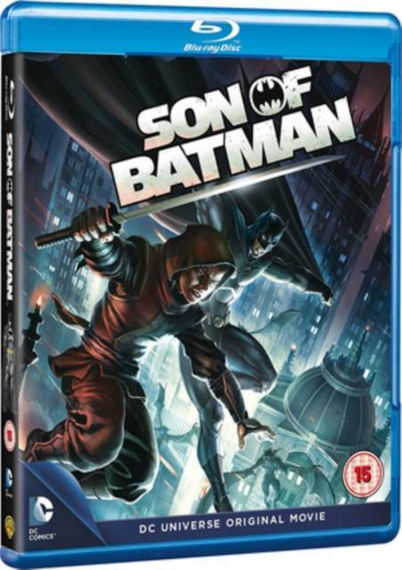 SON OF BATMAN - Forthegeekend