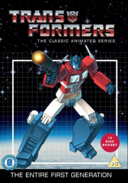 TRANSFORMERS THE CLASSIC ANIMATED SERIES - Forthegeekend