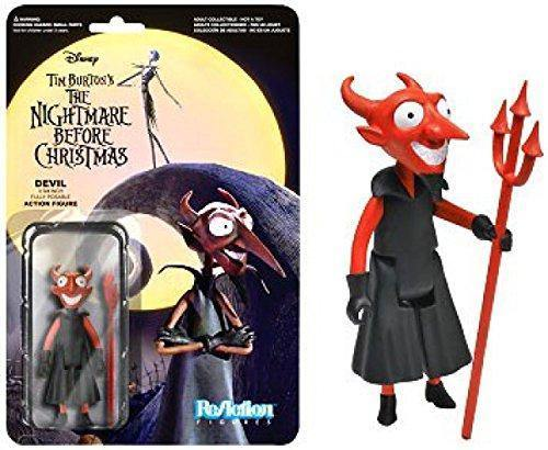 THE NIGHTMARE BEFORE CHRISTMAS ACTION FIGURE DEVIL FUNKO