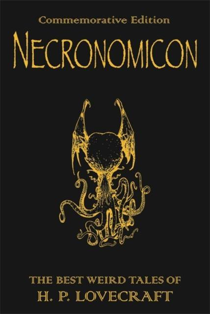 Necronomicon : The Best Weird Tales of H.P. Lovecraft - Geekend Comics