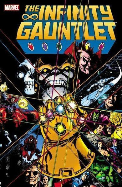 MARVEL THE INFINITY GAUNTLET