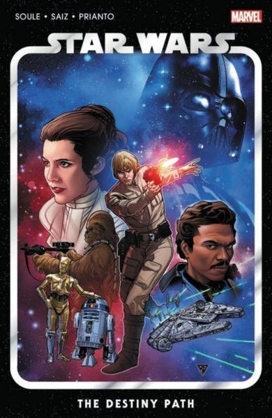 STAR WARS VOL 1 THE DESTINY PATH - Forthegeekend