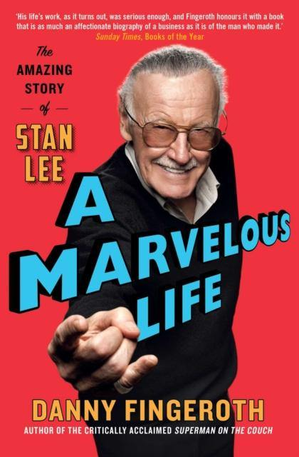 A Marvelous Life : The Amazing Story of Stan Lee - Forthegeekend