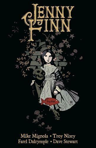 Jenny Finn Hardcover Mike Mignola - Forthegeekend