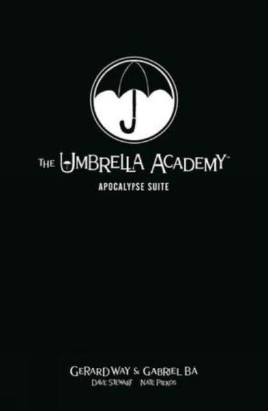 The Umbrella Academy Library Editon Volume 1: Apocalypse Suite - Geekend Comics