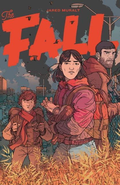 The Fall, Volume 1 - Geekend Comics