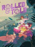 ROLLED & TOLD VOLUME 1 HARDCOVER