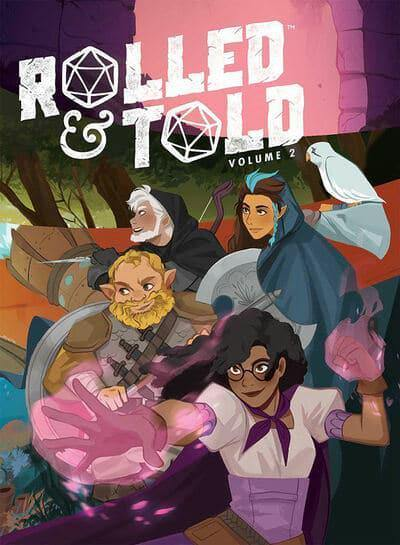 ROLLED & TOLD VOLUME 2 HARDCOVER