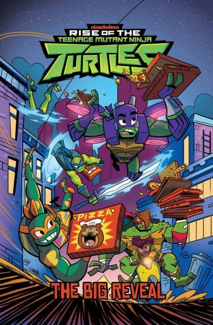 TMNT THE BIG REVEAL