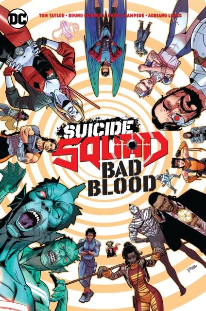 Suicide Squad: Bad Blood Hardcover