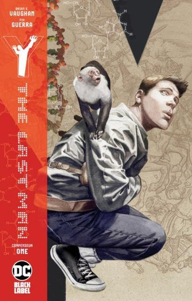 Y: The Last Man Compendium One - Forthegeekend