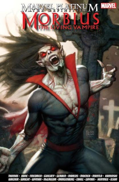 Marvel Platinum: The Definitive Morbius: The Living Vampire - Forthegeekend