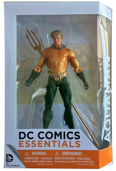 DC ESSENTIALS AQUAMAN - Forthegeekend