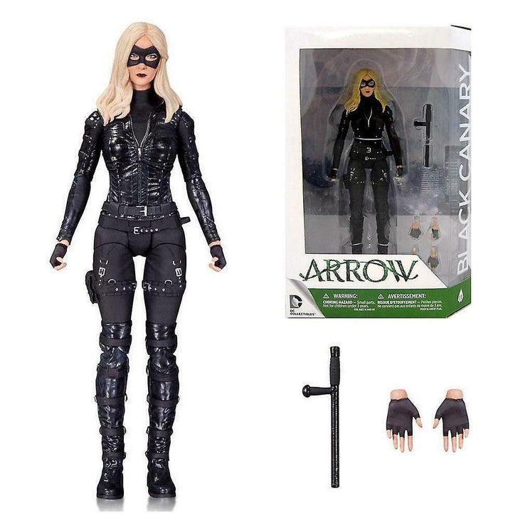 DC BLACK CANARY FIGURE - Forthegeekend