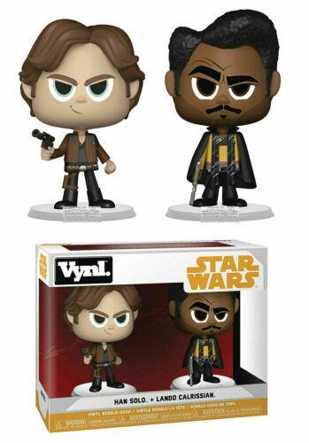 FUNKO STAR WARS HAN SOLO AND LANDO 2PK - Forthegeekend