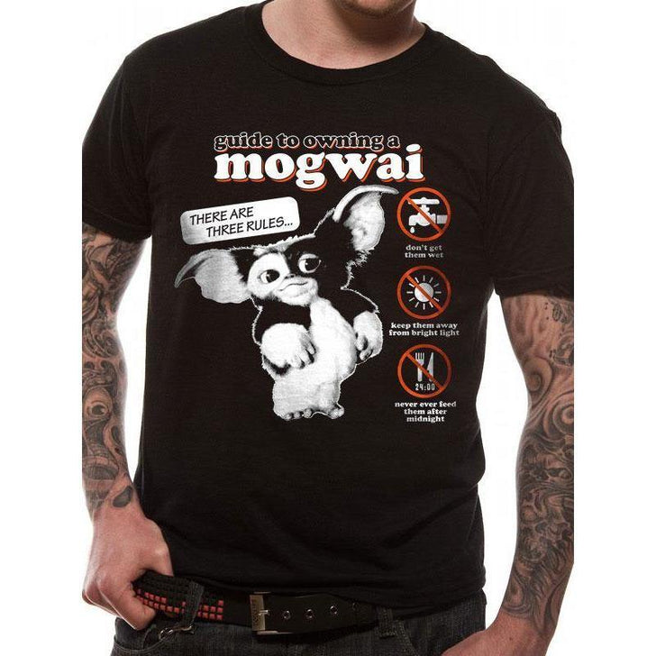 MOGWAI GREMLINS T-SHIRT - Forthegeekend