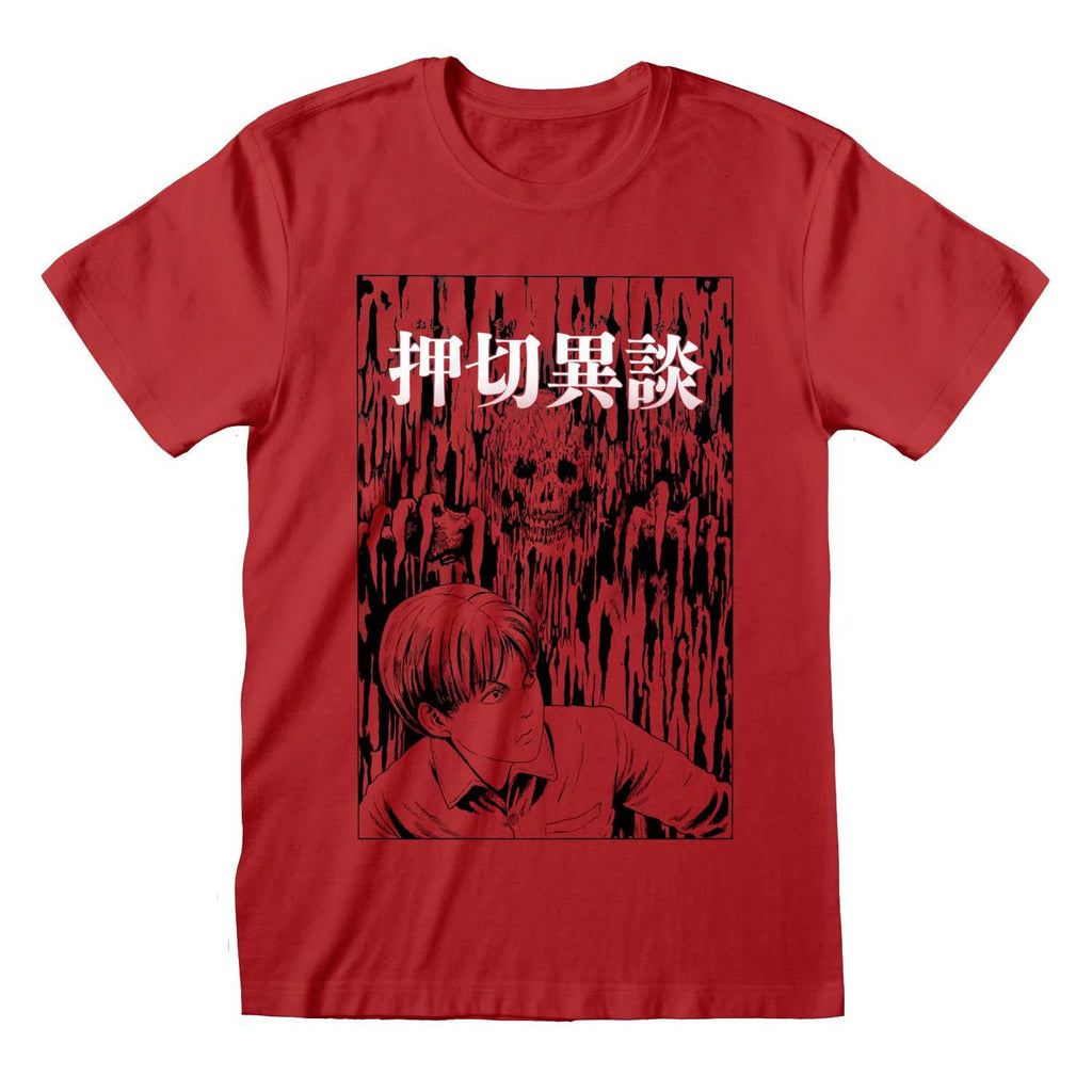 JUNJI ITO DRIPPING T-SHIRT - Forthegeekend