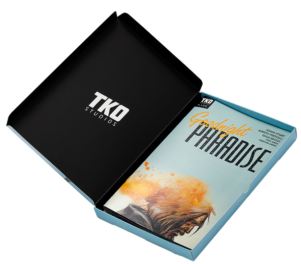 TKO STUDIOS GOODNIGHT PARADISE 6 ISSUE BOX SET - Forthegeekend