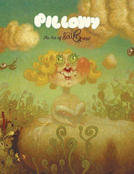 PILLOWY: THE ART OF DAVE COOPER 1 HARDCOVER - Forthegeekend