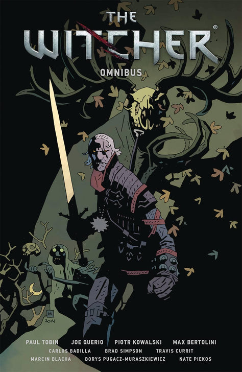 WITCHER OMNIBUS TP VOL 01 - Forthegeekend