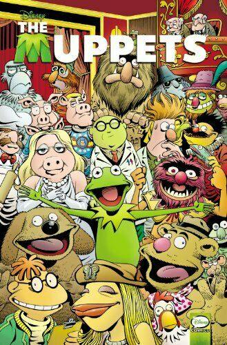 THE MUPPETS OMNIBUS HARDCOVER - Forthegeekend