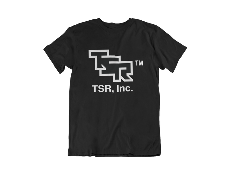 TSR D&D T-SHIRT - Forthegeekend