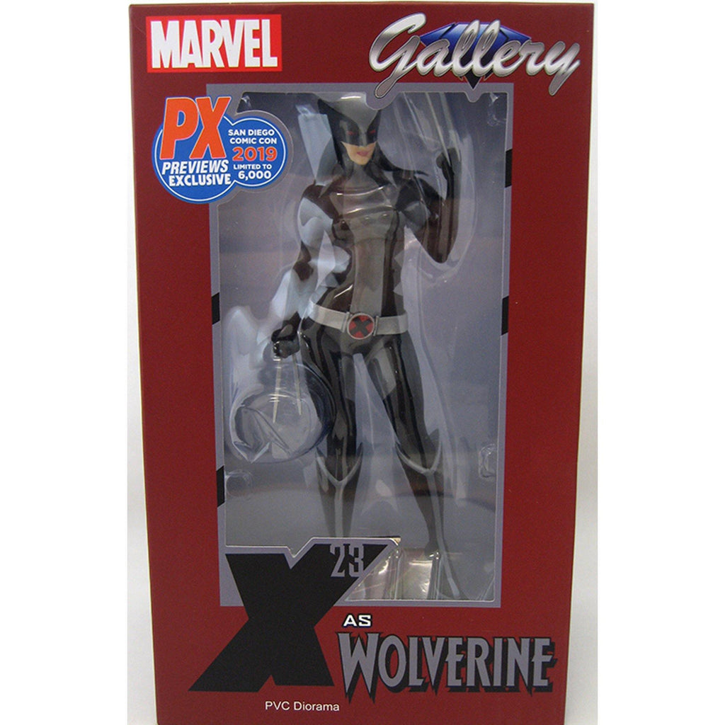 MARVEL GALLERY X-23 X-FORCE SDCC 2019 EXCLUSIVE - Forthegeekend