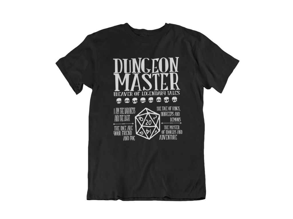 THE DUNGEON MASTER - Forthegeekend