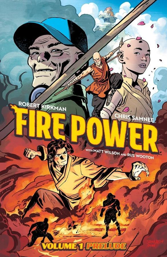 FIRE POWER BY KIRKMAN & SAMNEE, VOL. 1: PRELUDE OGN - Forthegeekend