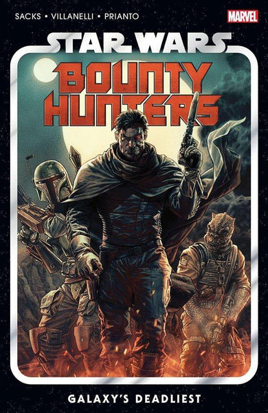 STAR WARS BOUNTY HUNTERS VOL 1