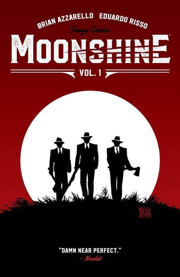 MOONSHINE VOL 1 - Forthegeekend