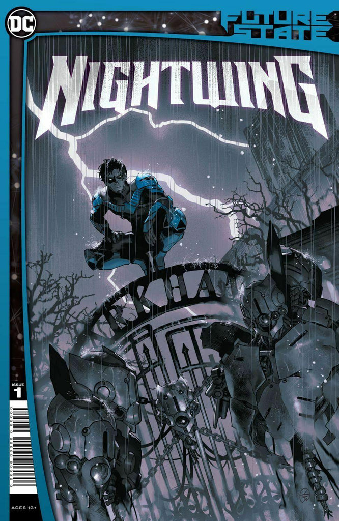 FUTURE STATE NIGHTWING #1 - Forthegeekend