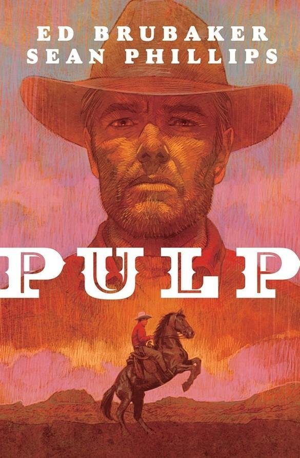 PULP HARDCOVER
