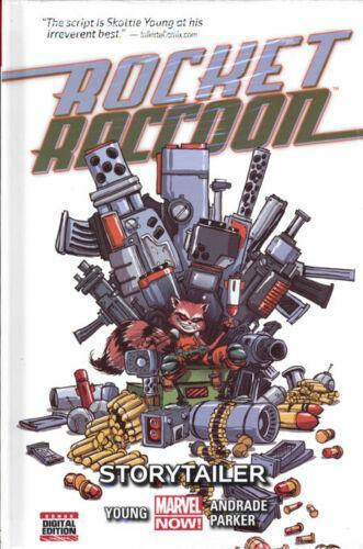ROCKET RACCOON PREM VOL 02 STORYTAILER - HARDCOVER - Forthegeekend