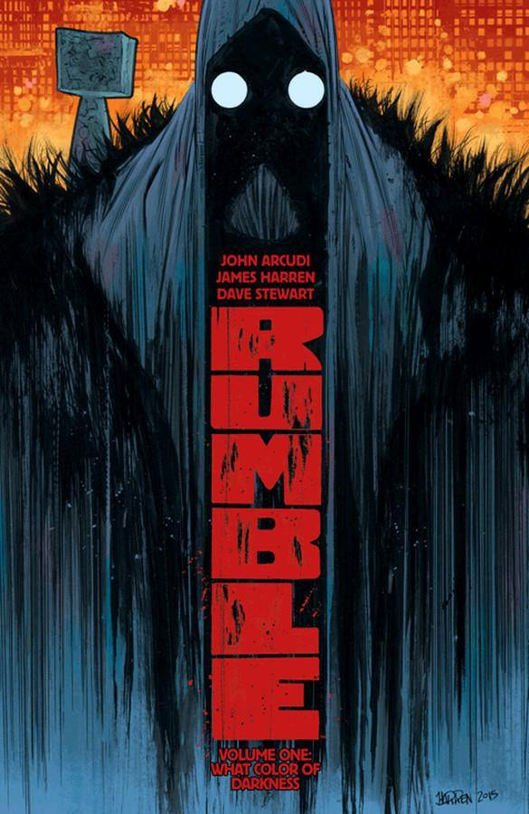 RUMBLE, VOL. 1 - Forthegeekend