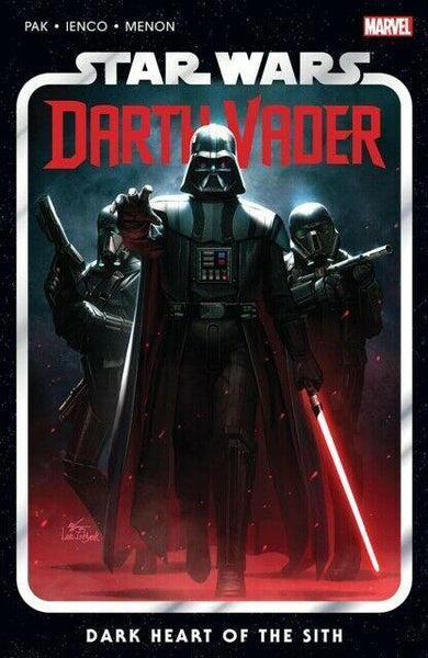 STAR WARS DARTH VADER VOL1 DARK HEART OF THE SITH - Forthegeekend