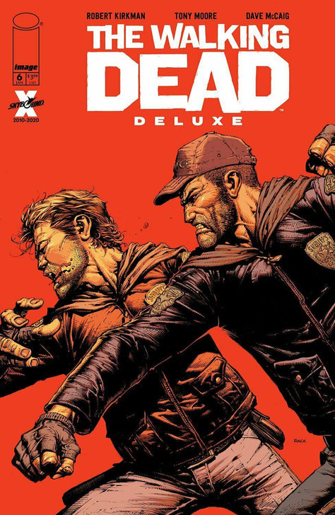 WALKING DEAD DLX #6 - Forthegeekend