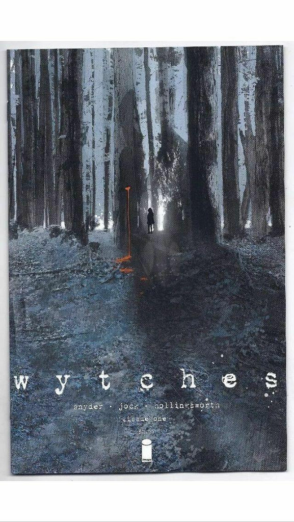 WYTCHES VOLUME 1 - Forthegeekend
